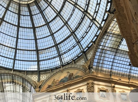 La Galleria, Milan