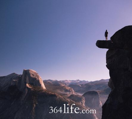 Rise above it. 364life.com